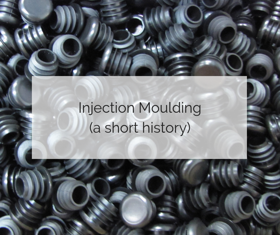 history of plastic injection moulding